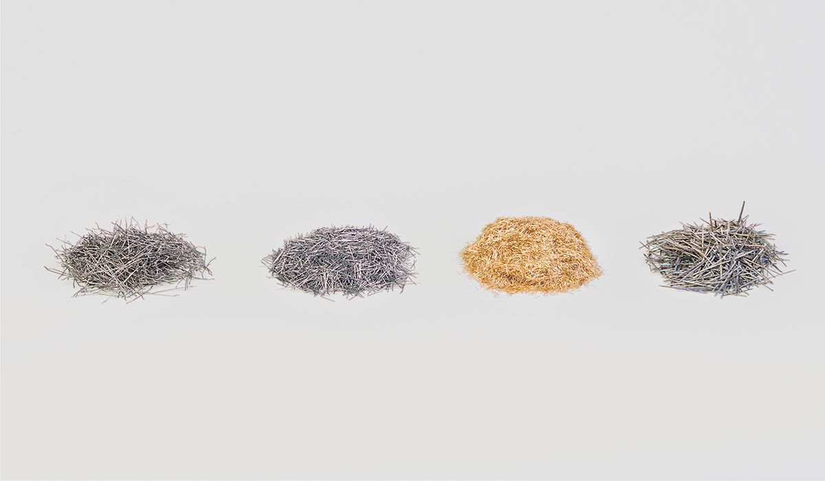 Metal fibres | Azaros