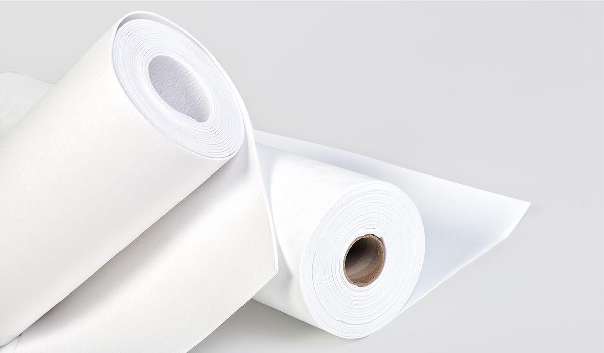 Papel de fibra